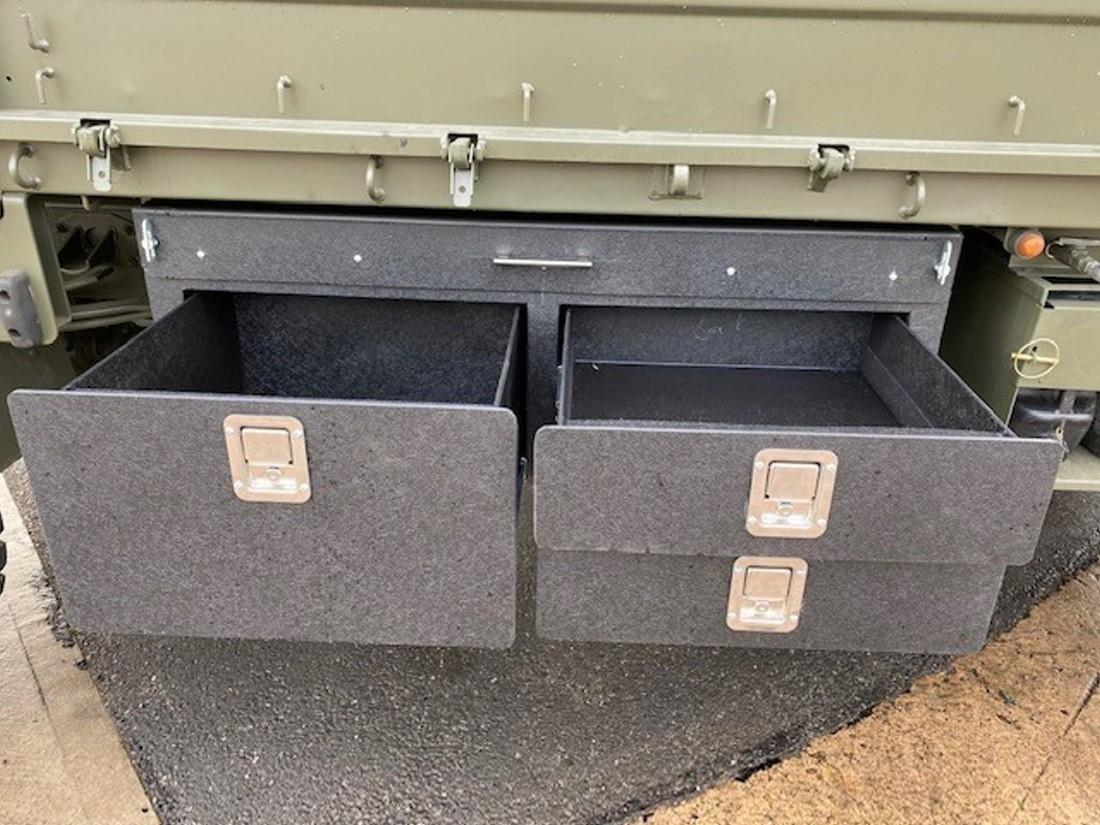 Leyland Daf 45.150 4x4 Shoot Vehicle Gun Bus  military for sale