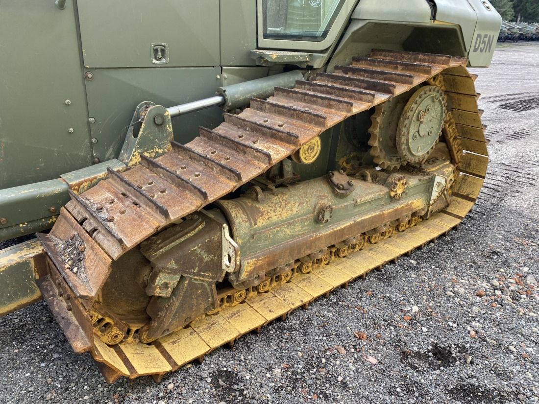 Caterpillar D5N XL Dozer  military for sale