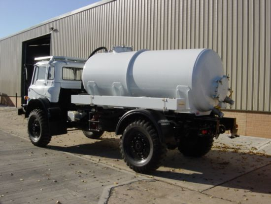 Bedford MJR 4x4 Tanker Truck 5,000lt | used military vehicles, MOD surplus for sale
