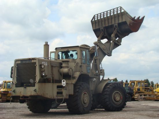 Terex 72-71B Wheeled Loading Shovel for sale