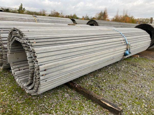 Faun Trackway Aluminium Matting 4.65M X 11M for sale | military vehicles