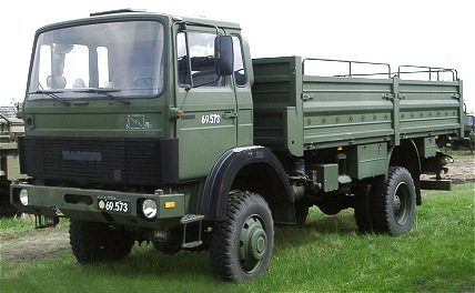 Iveco 110-17 4x2 Drop Side Cargo Truck | used military vehicles, MOD surplus for sale