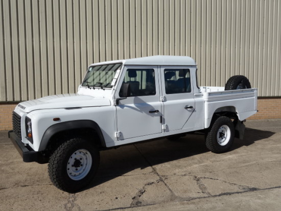 Land rover 130 LHD double cab for sale | for sale in Angola, Kenya,  Nigeria, Tanzania, Mozambique, South Africa, Zambia, Ghana- Sale In  Africa and the Middle East