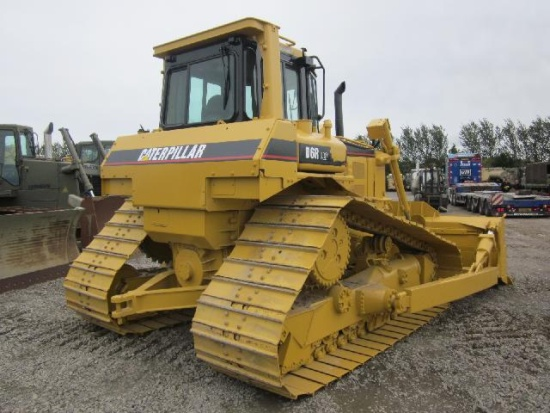 Caterpillar D6R LGP  dozer for sale