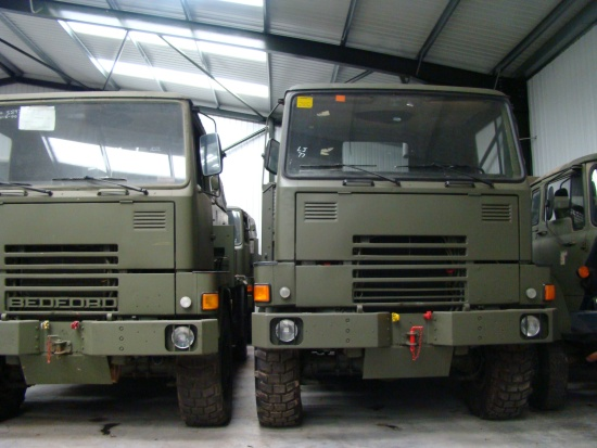 Bedford TM series 4x4 chassis truck Ex military vehicles for sale, Mod Sales, M.A.N military trucks 4x4, 6x6, 8x