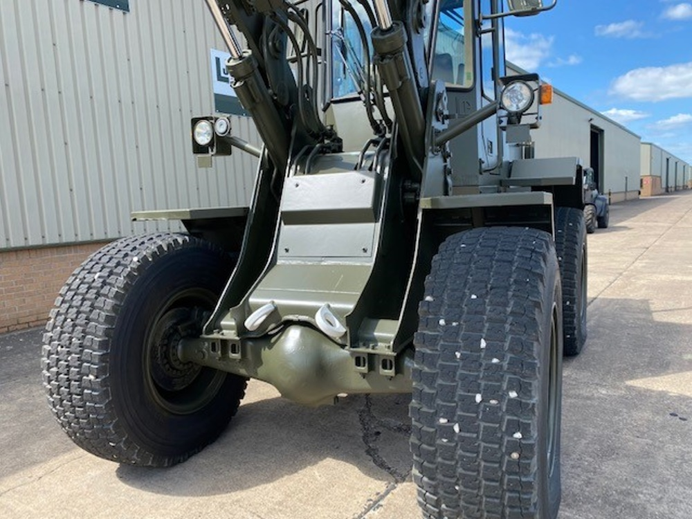 Caterpillar IT28B Wheeled Loader  military for sale