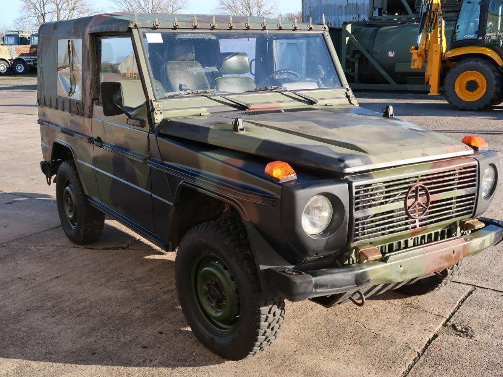 Mercedes Benz 250 G Wagon | used military vehicles, MOD surplus for sale