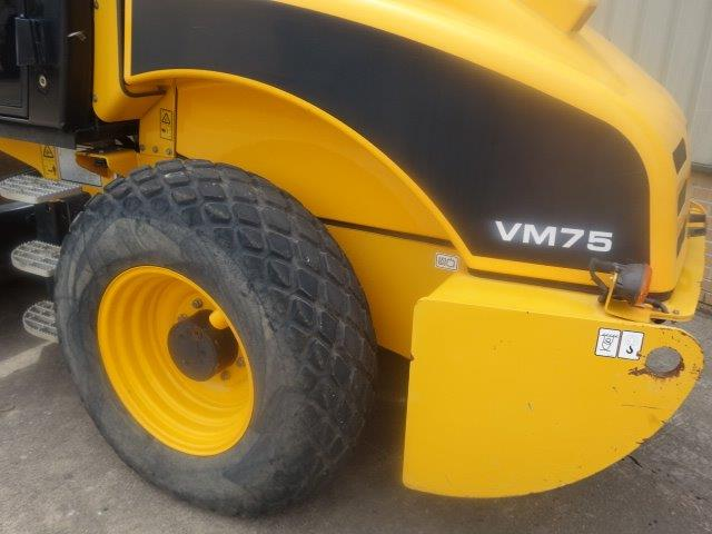 JCB Vibromax VM75D Roller | used military vehicles, MOD surplus for sale