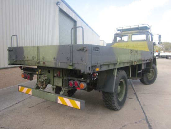 Iveco 110 - 16 4x4 LHD cargo truck with Sepson winch | used military vehicles, MOD surplus for sale