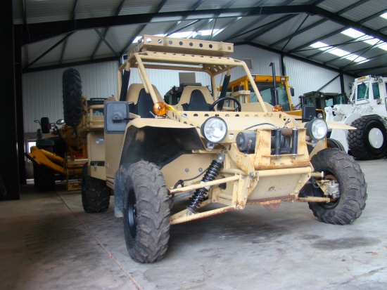 EPS Springer ATV Armoured Vehicles | used military vehicles for sale