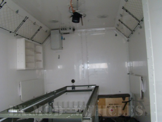 Hagglund Bv206  Ambulance/ Mobile Theatre Unit | used military vehicles, MOD surplus for sale