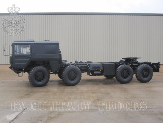 MAN CAT A1 Military  8x8 Tractor units  for sale . The UK MOD Direct Sales