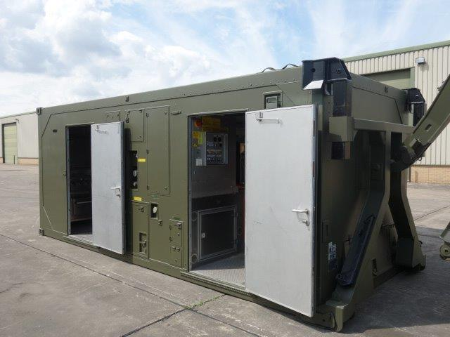 Karcher Expandable 20ft Kitchen Container | used military vehicles, MOD surplus for sale