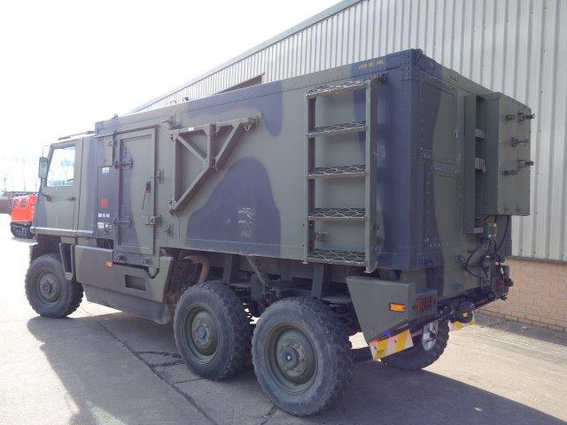 Mowag Duro II 6x6  for sale. The UK MOD Direct Sales