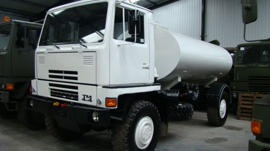 Bedford TM 4x4 Tanker Truck 9.000l | used military vehicles, MOD surplus for sale