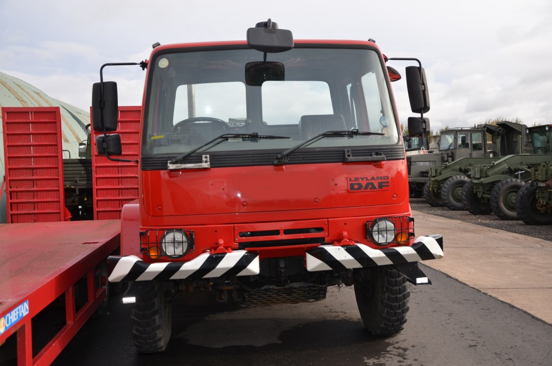 Leyland DAF 45.150  4x4 Military chassis Truck |  EX.MOD direct sales