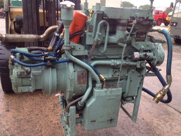 Perkins 4108 Diesel Engine | used military vehicles, MOD surplus for sale