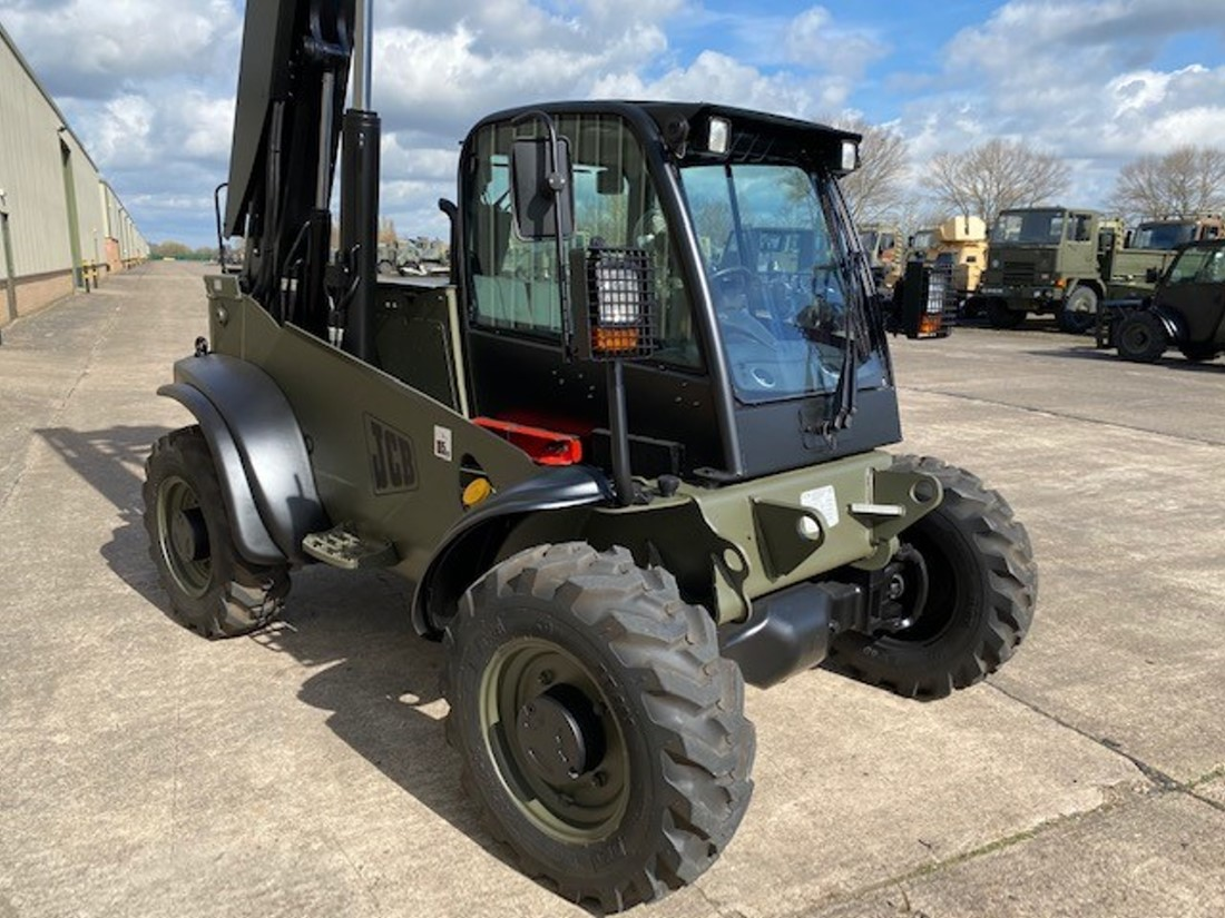 JCB 524-50 Telehandler   used military vehicles, MOD surplus for sale