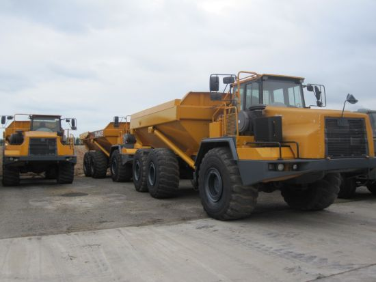 SOLD Terex TA40 Articulated dump Truck | used military vehicles, MOD surplus for sale