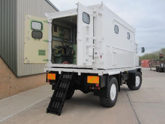 Bedford TM 4x4 workshop truck |  EX.MOD direct sales
