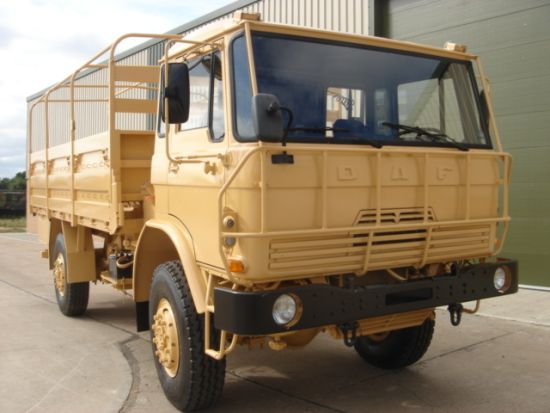 DAF YA4440 4x4 Drop Side Cargo Truck | used military vehicles, MOD surplus for sale