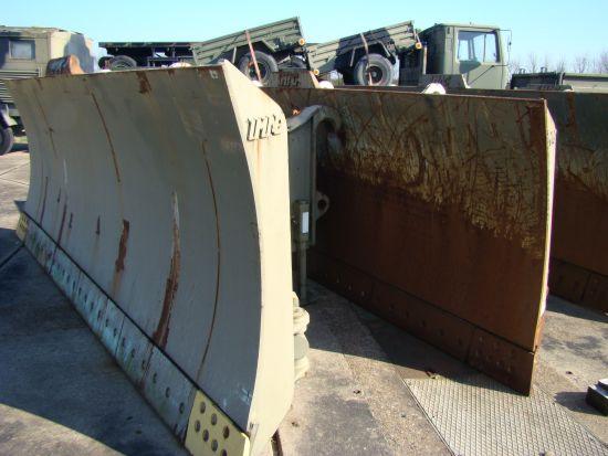 Caterpillar Armoured Wheeled dozer  972G | used military vehicles, MOD surplus for sale