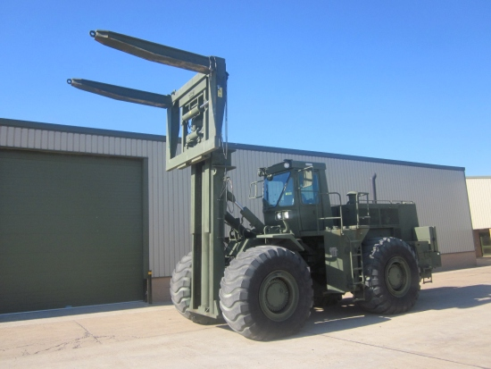 Caterpillar 988 RTCH Rough  terrain container handler | used military vehicles for sale