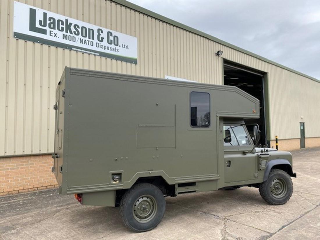 Land Rover 130 Defender Wolf Ambulance for sale