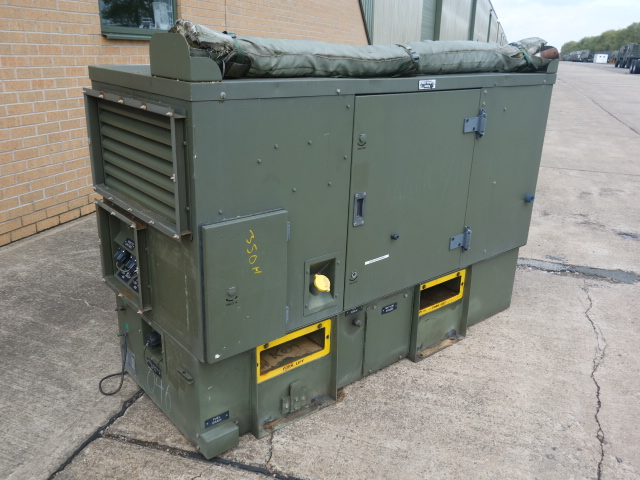 Harrington 20kva diesel generator for sale | military vehicles