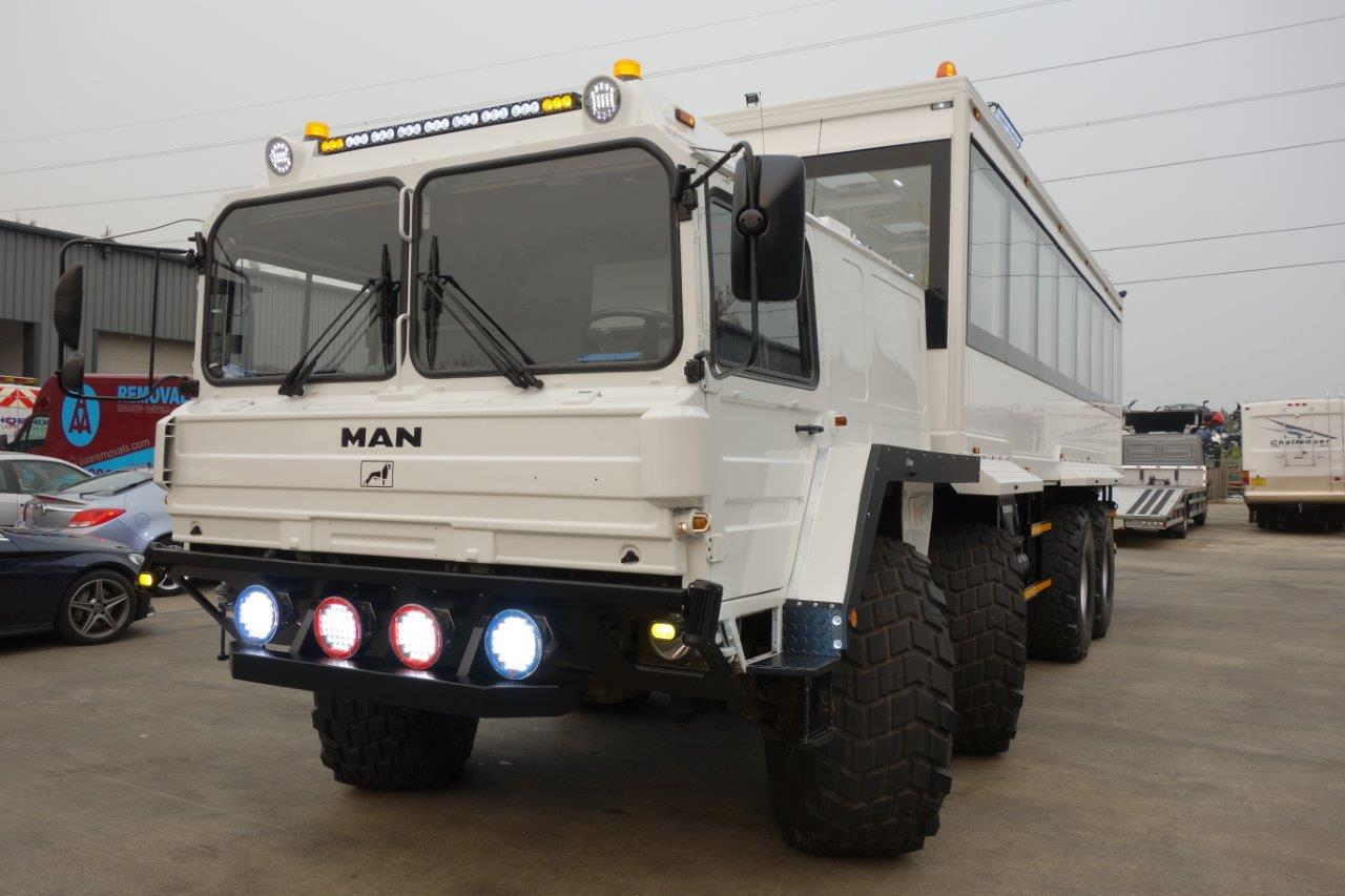 MAN 8x8 off-road Personnel Carrier / Tour or Safari Vehicle  military for sale