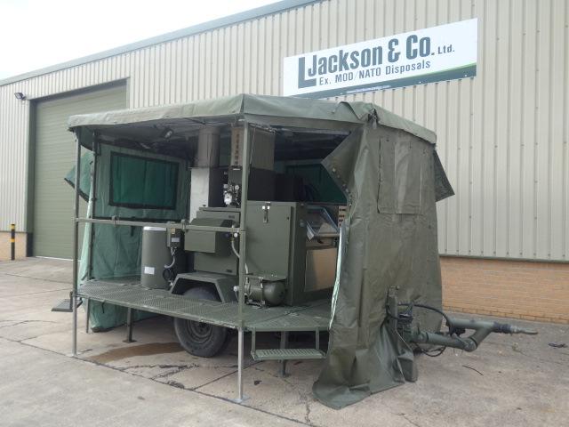 SERT RLS2000 Field Laundry Trailers for sale
