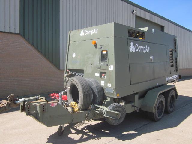 Compair 255-24 compressor