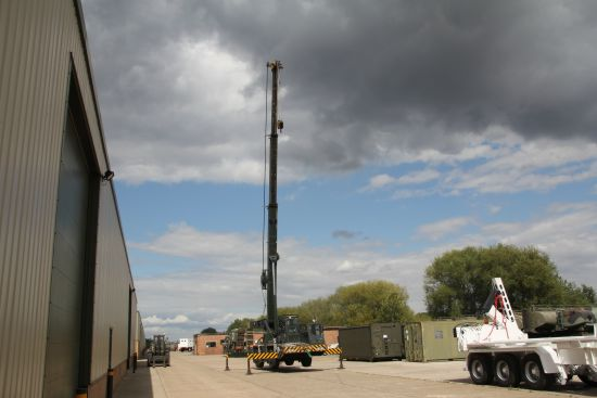Grove AT422E Ex military all terrain crane  military for sale