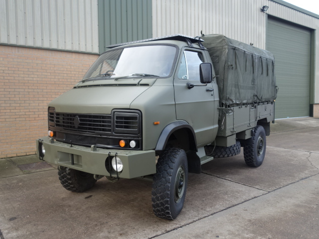 WAS SOLD Reynolds Boughton RB 44 cargo truck