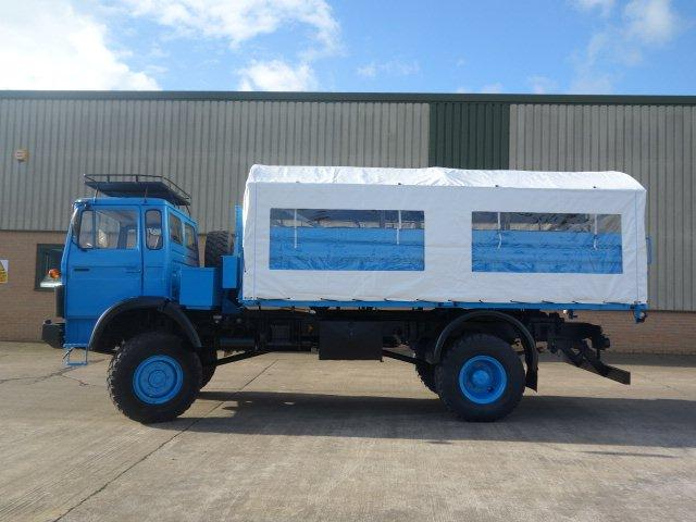 Iveco 168M11 Personnel Carrier  for sale. The UK MOD Direct Sales