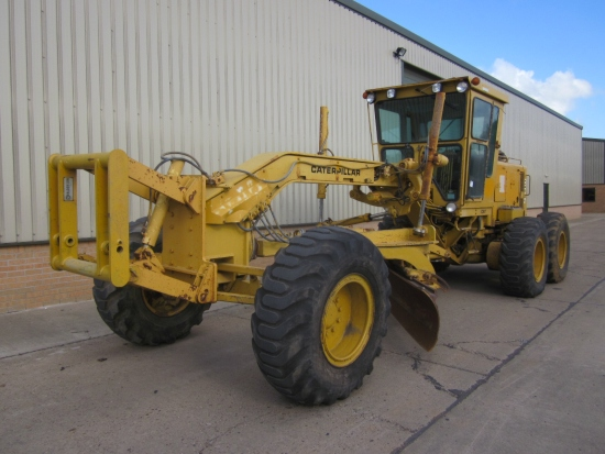 WAS SOLD Caterpillar 140 G motor grader