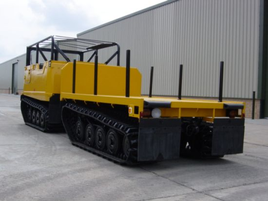 Used / Refurbished Hagglund Bv206 Soft Top Load Carrier |  for sale