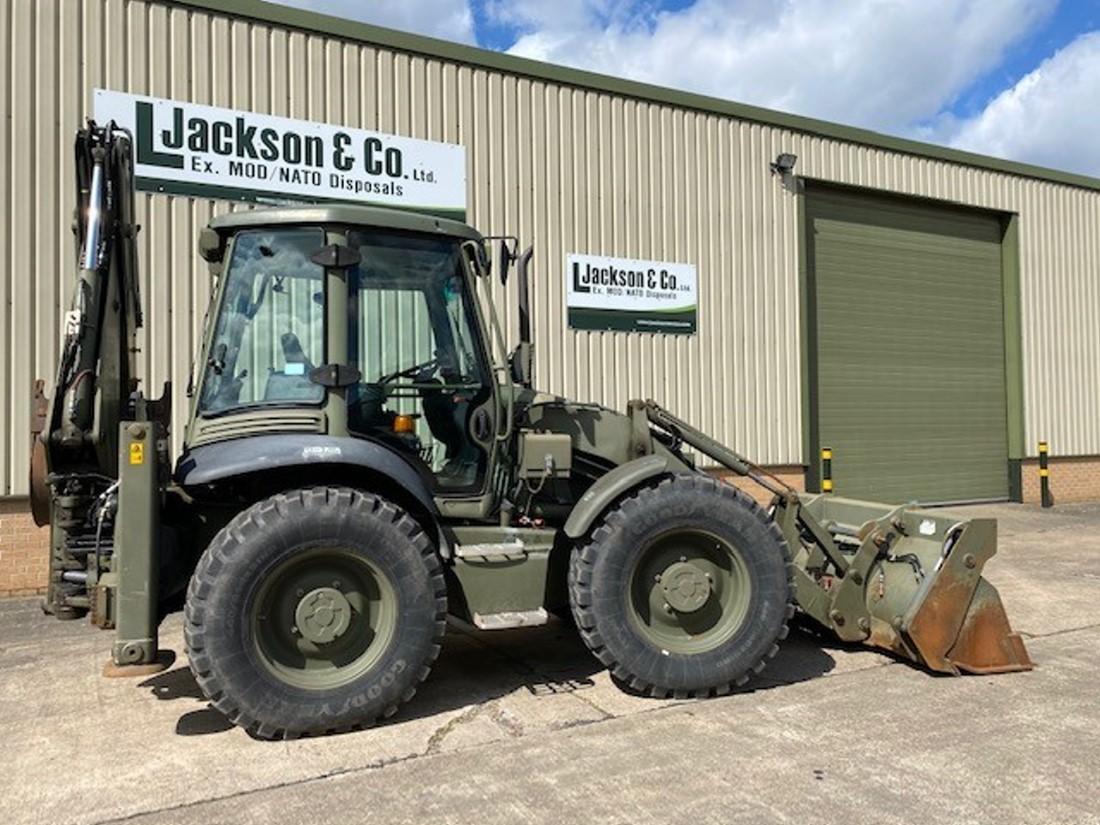 JCB 4CX Sitemaster Backhoe Loaders 50436 for sale