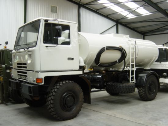 Bedford TM 4x4 8,000lt  tanker truck for sale | military vehicles