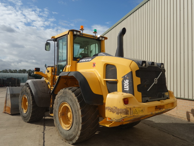 Volvo L120G Wheeled Loader |  EX.MOD direct sales