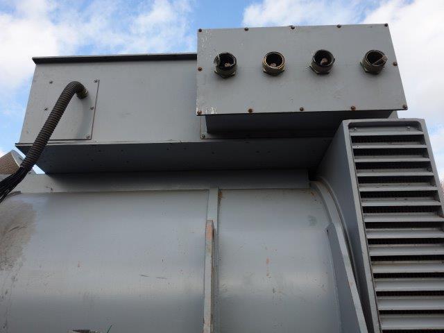 MTU 2500 KVA Generator sets   used military vehicles, MOD surplus for sale