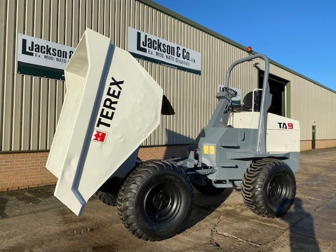 Terex TA9 4x4 9 Ton Dumper for sale