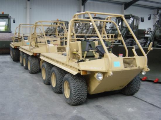 Alvis Supacat 6x6 1600 MK II