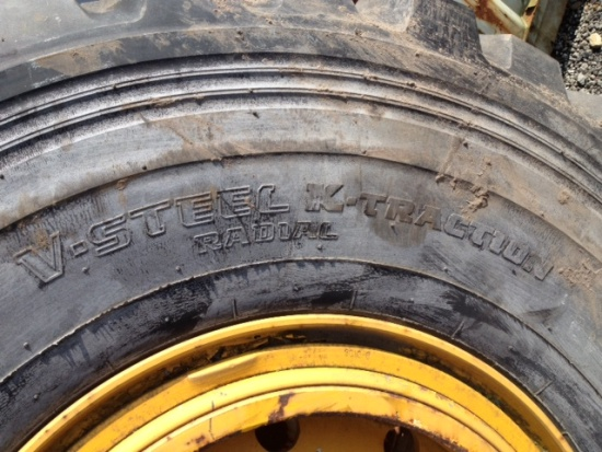 Bridgestone 445/95R25 (For Grove Crane) |  EX.MOD direct sales