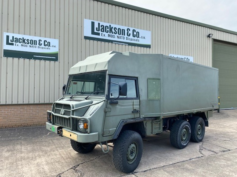Pinzgauer 718 6x6 Support Vehicle for sale | military vehicles