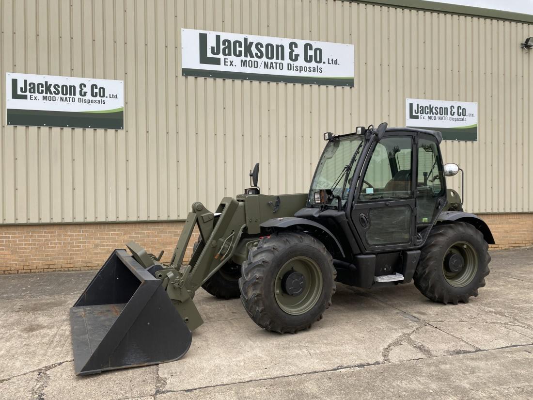 JCB 541-70 Telehandler for sale | military vehicles