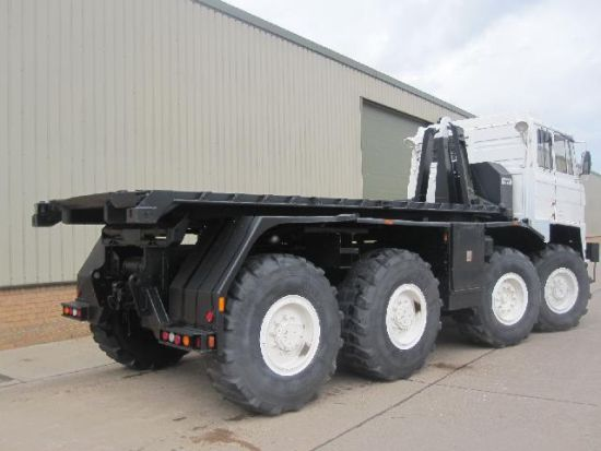 Foden 8x6 DROPS truck with multilift | used military vehicles, MOD surplus for sale