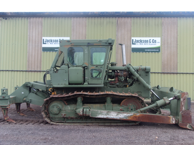 WAS SOLD Caterpillar D7G Dozer with Ripper