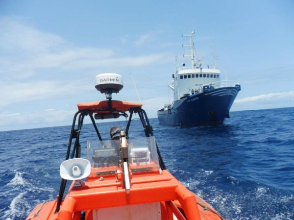 Offshore multipurpose Rescue vessel