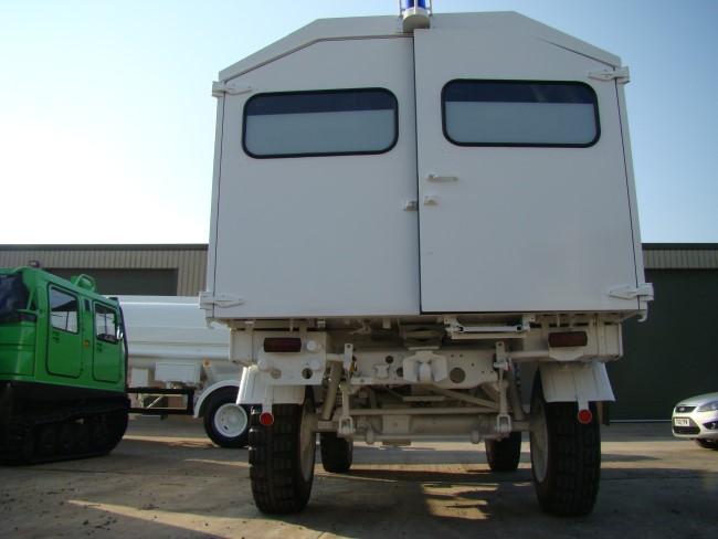 Mercedes Unimog U1300L 4x4 Ambulance for sale